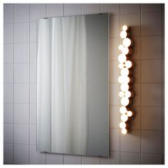 IKEA Sodersvik LED Bathroom Vanity Light Wall Mount-Contemporary Style-New #IKEA #Contemporary #IKEA #Sodersvik #LEDLighting #BathroomLighting #VanityLight #IKEALighting #IKEABathroom #Bathroom