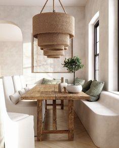 Dining Room Inspiration, Interior Design Inspiration, Home Decor Inspiration, Home Interior Design, Daily Inspiration, Studio Interior, Design Interiors, Dining Room Design, Dining Area