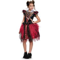 Crayola Red Tween Halloween Costume Size Tween Girlsu0027 - One Size | Tween halloween costumes Tween and Halloween costumes  sc 1 st  Pinterest & Crayola Red Tween Halloween Costume Size: Tween Girlsu0027 - One Size ...