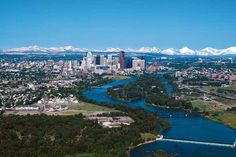 10 Most beautiful cities of the World - Calgary O Canada, Alberta Canada, The Places Youll Go, Places To See, University Of Calgary, Sustainable City, Exterior, Most Beautiful Cities, Adventure Is Out There