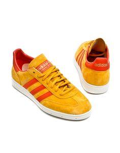Adidas Originals Spezial in Crazy Gold and Crazy Orange