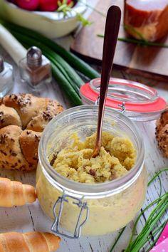 Szalonnás tojáskrém recept - Kifőztük, online gasztromagazin Sandwiches, Salad, Cooking, Food, Easter, Kitchen, Cucina, Cucina, Kochen