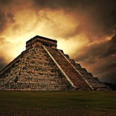 Chichen Itza, Mayan ruins in Yucatan, Mexico.  Been there and it is awesome.  Go to www.YourTravelVideos.com or just click on photo for home videos and much more on sites like this.