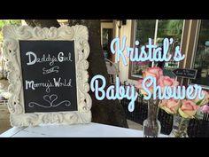 Kristal's Baby Shower I August 1st, 2015 - YouTube