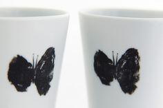 nolla -choucho- マグカップ   minä perhonen