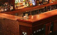 Copper Top Bar | Copper Service Description Copper Countertops And Bar Tops  Offer Warm .