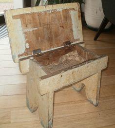 taboret, stołek. ryczka