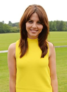 Pin for Later: 20 Fab New Celebrity Fringes You'll Want to Copy This Autumn Ophelia Lovibond Hooten And The Lady, Ophelia Lovibond, Rachael Taylor, Jennifer Connelly, Jessica Biel, Keira Knightley, Fringes, Photo Galleries, Hair Cuts