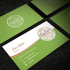 LoriLou's Sewing Studio needs an impressive business card. by conceptu