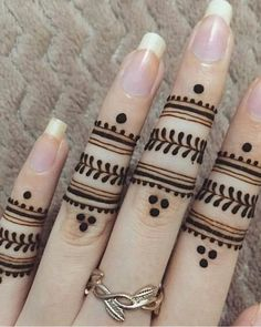 Dots henna tattoos m Henna Hand Designs, Henna Tattoo Designs Simple, Modern Henna Designs, Mehndi Designs Book, Mehndi Designs For Girls, Mehndi Design Photos, Mehndi Designs For Fingers, Mehndi Designs For Beginners, Beautiful Mehndi Design