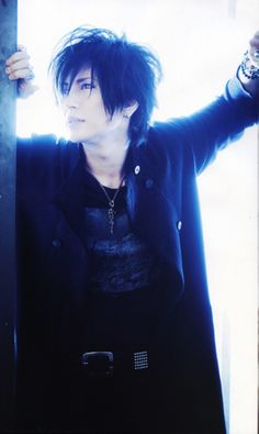 GACKT: And ladies, make sure you stay delish for us....