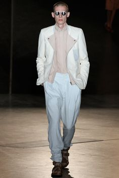 Damir Doma | Spring 2013 Menswear Collection | Style.com