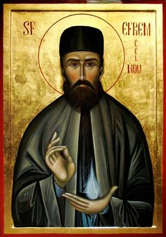 Christ is risen! Ephraim of Nea Makri, the Newly-revealed Hieromartyr and Wonderworker ( source ) . Byzantine Icons, Byzantine Art, Lives Of The Saints, Christ Is Risen, Religious Paintings, Art Icon, Orthodox Icons, My Best Friend, Christianity