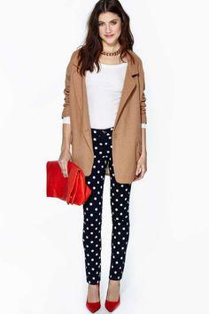 Cool Spot Skinny Jeans
