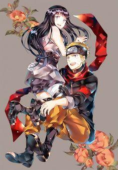#Naruto Uzumaki & #Hyuuga Hinata (Pixiv Id 926687)