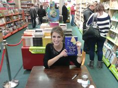 Amy Huberman book signing in Dundrum