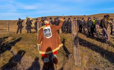 Feisty, Bad-Ass Farmer Fighting Pipeline Gives Finger To DAPL By Allowing Protesters To Camp On Her Farm Land – The Indigenous Peoples
