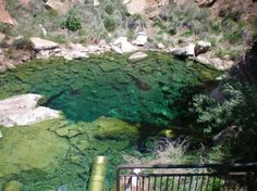 mineral hot springs thermopolis wy | Thermopolis Photo: Another hot spring in Thermopolis, Wyoming. They ...