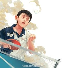 张继科 【Zhang Jike】❤️