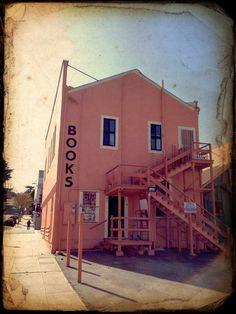 librería rosa