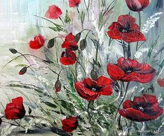 Cecil / Vôňa leta Decoupage, Embroidery, Handmade, Painting, Art, Art Background, Needlepoint, Hand Made, Painting Art