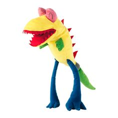 IKEA - SAGOSKATT, Glove puppet, , Fits large as well as small hands.All soft toys are good at hugging, comforting and listening and are fond of play and mischief. In addition, they are reliable and tested for safety.