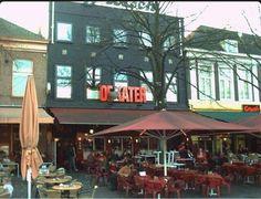 """terrasjes """" oude markt """""""