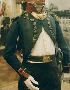 French 29th Light Infantry Regiment, Lieutenant, Chasseur Company, full uniform ( 1804-1808 ): - Page 2 - Armchair General and HistoryNet