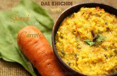 Ruchik Randhap (Delicious Cooking): Dal Khichdi (Lentil Porridge) with ...