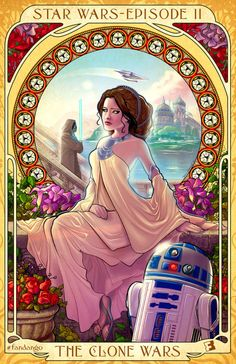 Exclusive Artwork: Episode I Episode VII - Star Wars Canvas - Latest and trending Star Wars Canvas. - Exclusive Artwork: 'Episode I' 'Episode VII' Star Wars Fan Art, Star Wars Mädchen, Star Wars Girls, Star Wars Padme, Rainha Amidala, Star Wars Painting, Star Wars Personajes, Star Wars Costumes, Episode Vii