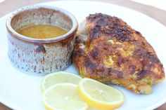 Moroccan Baked Chicken- sibodietrecipes.com