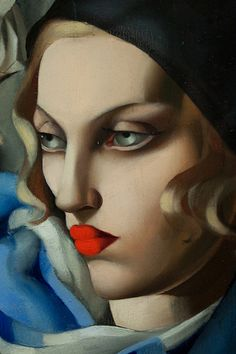 Tamara de Lempicka at the Palace of Fine Arts | Flickr - Photo Sharing!