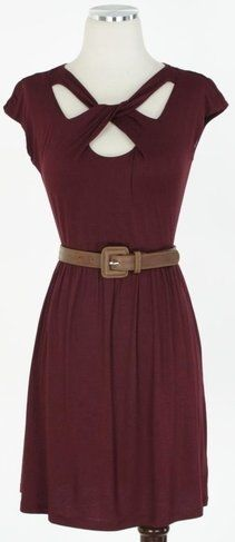 Berry Pretty Dress
