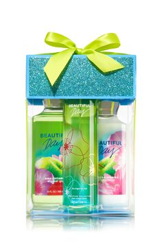 CANCER Beautiful Day Dazzling Daily Trio Gift Set ($27):