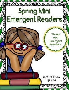 "Two mini emergent readers with sentences including sight words ""my"", ""this"", and ""is"". Bonus mini counting book with number groups.Who Can Play? Preschool Kindergarten HomeschoolLet's Play!My Flower Is  This emergent reader works on the names of the colors as well as sight words my and is."