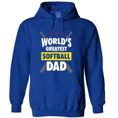 Worlds Greatest Softball Dad