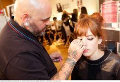 I thought this was worth a repost as Fashion Weeks quickly approach...Makeup Artist James Vincent Says There's More To Beauty Than Just A Pretty Face