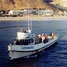 FV Lenbrooke,Malibu Pier,Malibu,California.