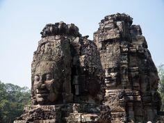 Siem Reap - 2 Dias Chegam? (Parte II) Ta Prohm, Angkor, Siem Reap, Cambodia, Mount Rushmore, Mountains, Travel, Sunrise, Sheds