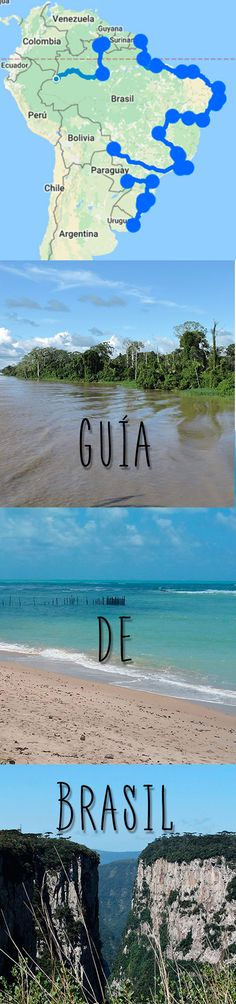 Todo lo que hay que saber para viajar a Brasil