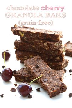 Granola bars, the ultimate back-to-school snack, get a low carb, grain-free makeover. Healthy AND delicious. This post is sponsored by Bob'sRed Mill. The end of summer is approaching and if you ar...