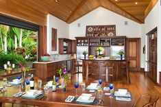 """"""" explain their approach to designing season house, and the surprising considerations you have to make to create compelling reality TV. House Season 7, Kona Coast, Hawaii Homes, Big Island Hawaii, Reality Tv, House Tours, Are You The One, Luxury Homes, Beautiful Homes"""