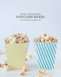Image result for popcorn box template