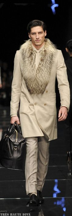 BOSS Fashion Show Fall-Winter 2013 www.hugoboss.com/