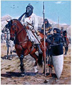 Sergeant Knights Templar, courtesy of Zvonimir Grbasic