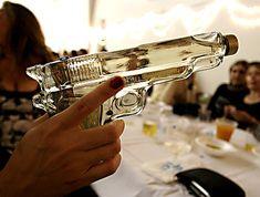 Mexican Tequila Gun Packaging