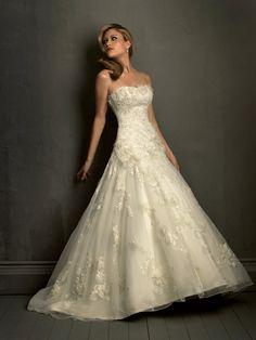 Allure Bridals Wedding Dress Wedding Dress Bride