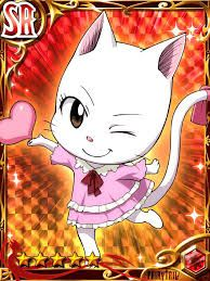 Cards From the Fairy Tail Brave G. Carla Fairy Tail, Fairy Tail Cat, Anime Fairy Tail, Fairy Tail Love, Fairy Tail Pictures, Fairy Tail Images, Fariy Tale, Fairy Tail Characters, Fairy Tail Guild