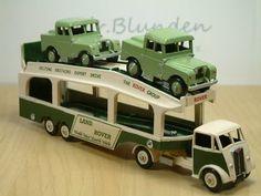 Land Rover, Pullmore Code 3 Transporter