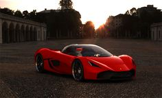 My Favorite Car Of All Time, Ferrari F70